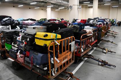Названы способы избежать потери чемодана в аэропорту