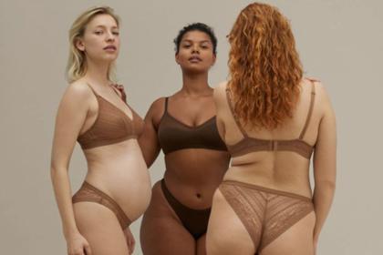 Покупателей поразили женские тела без фотошопа в рекламе нижнего белья