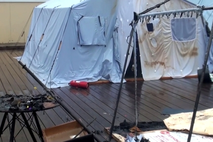 Стала известна еще одна возможная причина пожара в хабаровском лагере