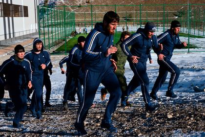 В Чечне появится военный городок за три миллиарда рублей