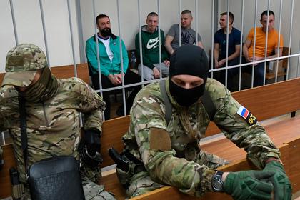 На Украине заявили о возвращении украинских моряков