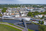 Мост «Млечный путь» (Melkwegbridge) — одна из достопримечательностей голландского Пюрмеренда. Соединяющая старый город с современным центром конструкция состоит из двух частей: нижняя, зигзагообразная, рассчитана на велосипедистов, а верхняя, так называемый «горбатый мостик», — на пешеходов. Обе составляющие моста дают прекрасную возможность полюбоваться городом.