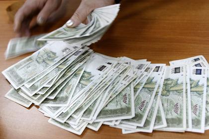 Грузинская валюта обновила антирекорд