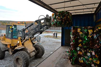 Подмосковье внедрит передовую технологию утилизации коммунальных отходов