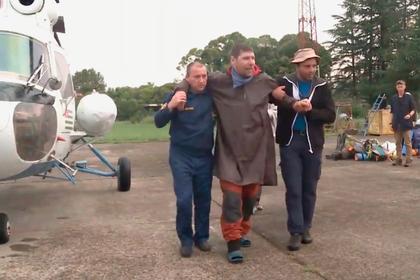Сломавшего ногу российского туриста эвакуировали вертолетом