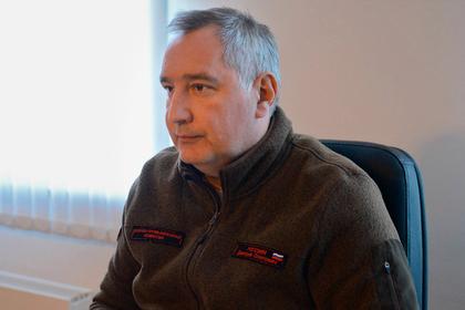 Рогозин обвинил дождь в медленном строительстве космодрома Восточный