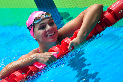Российские пловцы выиграли три золота чемпионата мира за один день