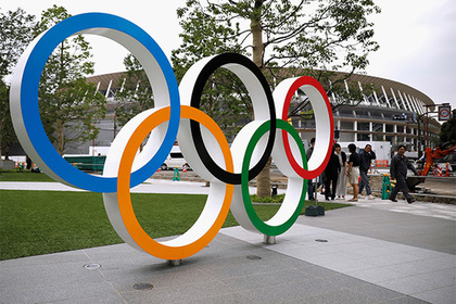 Россию позвали на Олимпиаду-2020