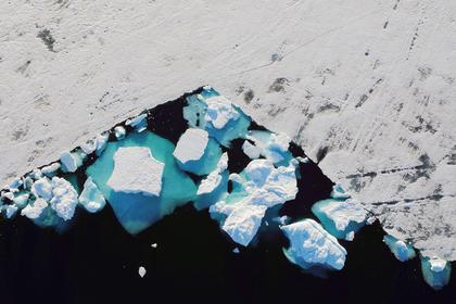 Предсказано катастрофическое таяние ледников из-за рекордной жары