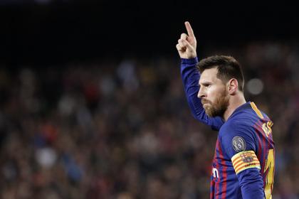 «Барселона» захотела оставить Месси бессрочно