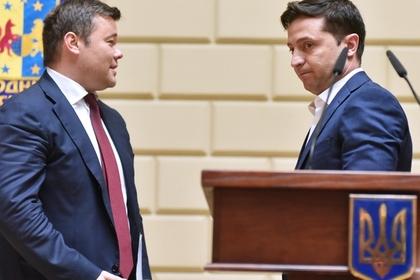 Новая петиция за отставку главы офиса Зеленского набрала нужное число голосов
