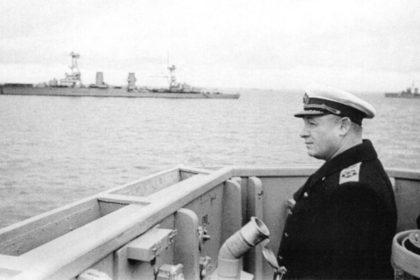 Минобороны опубликовало уникальные фотографии известных российских флотоводцев