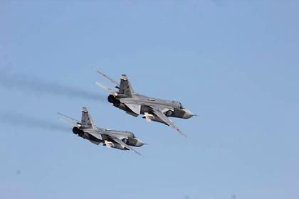 Два самолета США провели разведку у Крыма