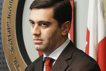 Арестован бывший министр обороны Грузии