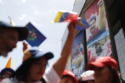 Названо число желающих вторжения венесуэльцев