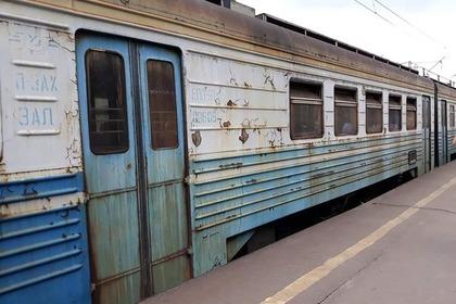 Украинские электрички после «зомби-апокалипсиса» напугали пользователей сети