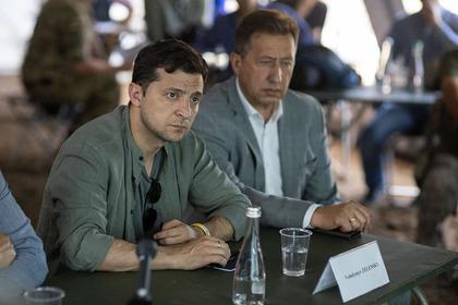В Госдуме понадеялись на отказ Зеленского от Крыма