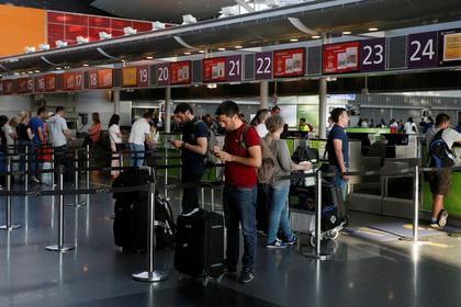 В России заявили о готовности возобновить полеты на Украину