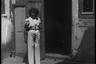 Портрет молодой женщины. Предположительно, Франция, 1945 год.