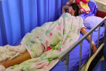 Девушка попала в реанимацию после тысячи приседаний