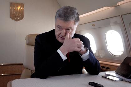 Порошенко отказался от национальной охраны