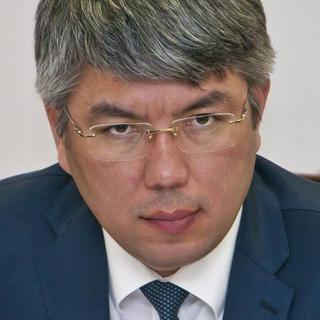 Глава республики Алексей Цыденов