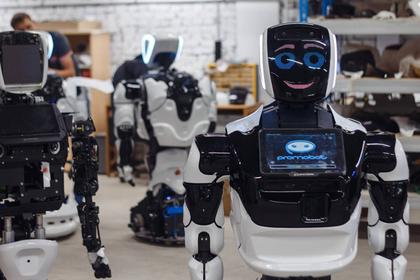 Производитель роботов получил при поддержке Корпорации МСП 200 миллионов рублей