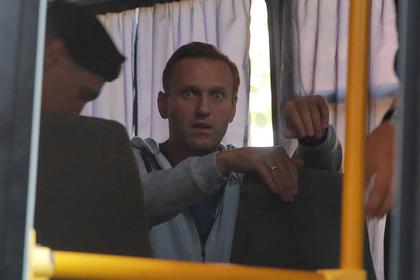 Ворганизме Навального ненашли отравляющих веществ