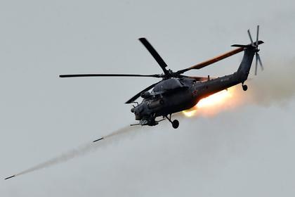 Российские «Ночные охотники» и «Аллигаторы» атаковали террористов
