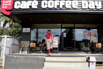 Индийский «кофейный король» найден мертвым
