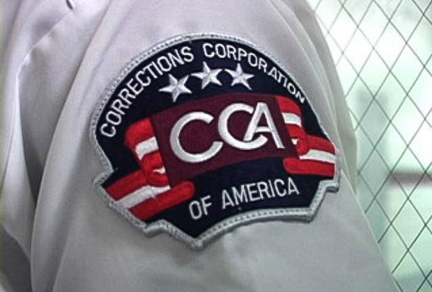 Corrections Corporation of America — крупнейший игрок на рынке тюрем ради прибыли: на ее долю приходится более 44 процентов таких учреждений в США.