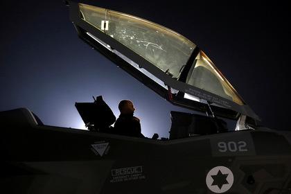 Израиль применил F-35I против Ирана в Ираке