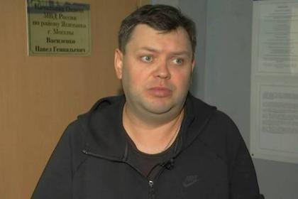 В российской столице задержали артиста театра «Современник» заношение формы ГИБДД