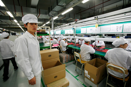 Apple начала побег из Китая
