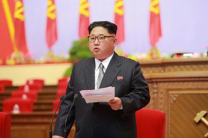 Ким Чен Ын пообещал врагам страдания от новой ракеты