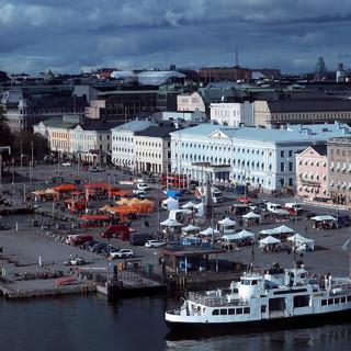 Виды Хельсинки
