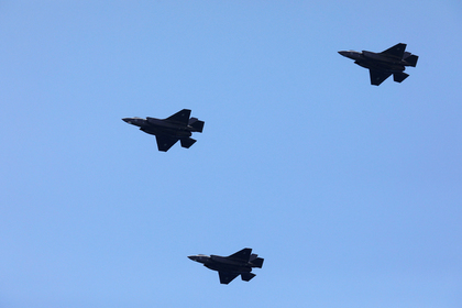 США лишили Турции истребителей по наущению Израиля