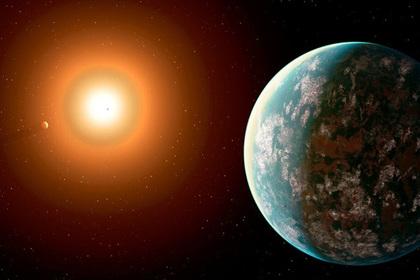 Открыта пригодная для жизни гигантская Земля