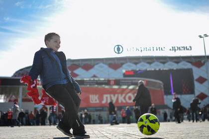 Матч «Спартака» и «Динамо» пройдет по плану