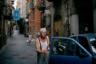 По словам фотографа, Неаполь полон голубого — цвета меланхолии.