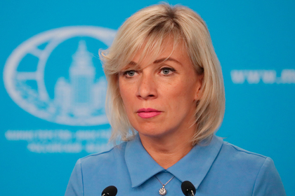 Россия высказалась о санкциях США по «Северному потоку-2»