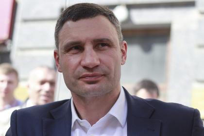 Раскрыты детали допроса Кличко