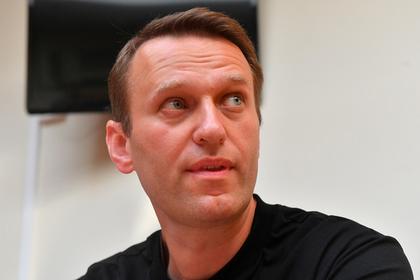 Навальный заявил об отравлении в спецприемнике