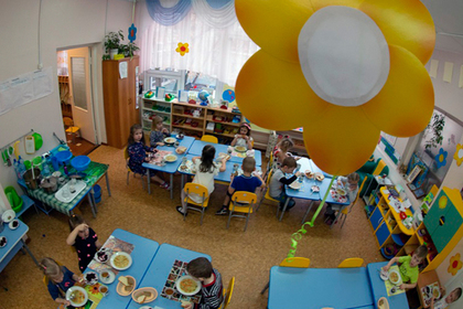 Российская пенсионерка забрала из детского сада чужого ребенка