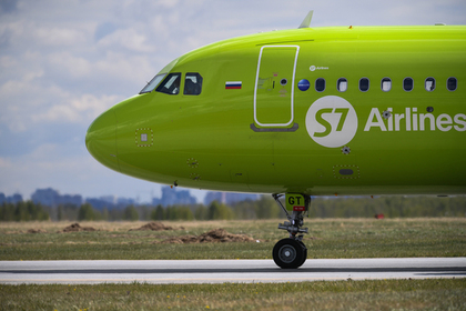 Авиакомпания сменила название на «Сибирь» ради внимания к лесным пожарам