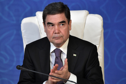 Репортаж о «воскресшем» президенте Туркмении сочли подлогом