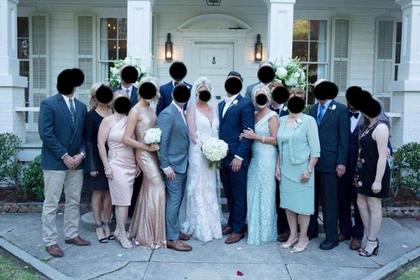 Мать жениха подняли на смех за попытку перещеголять невесту