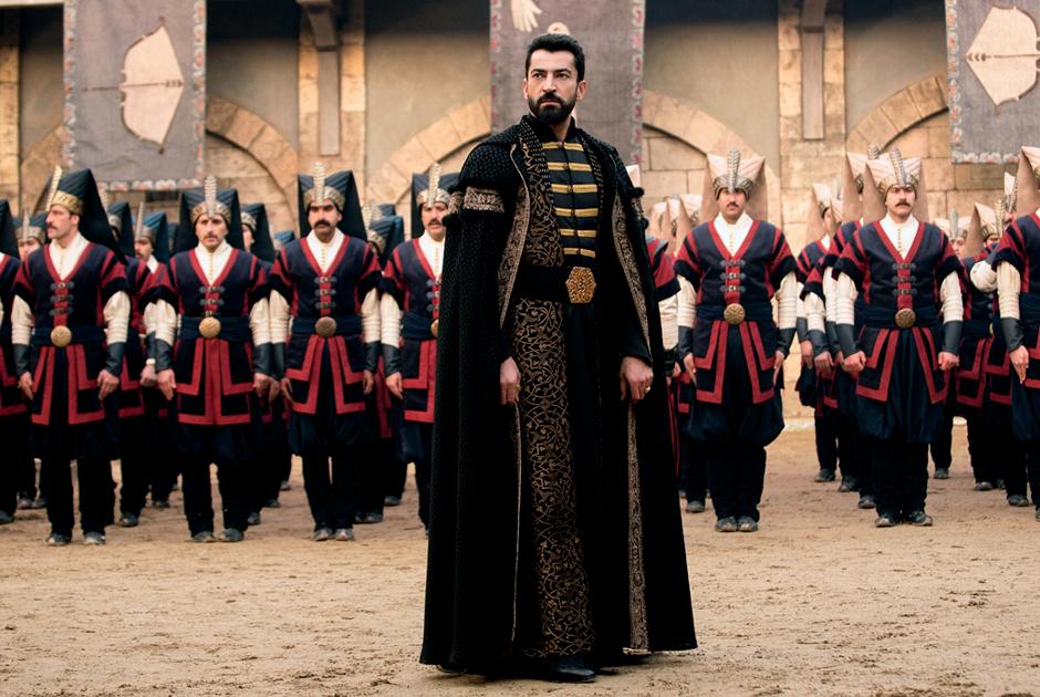 В 2008 году турецкая студия O3 Medya выпустила состоящий из пяти серий сериал «Мехмед — завоеватель мира», в котором рассказана жизнь султана с шестилетнего возраста до завоевания Константинополя и превращения его в блистательный Стамбул