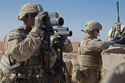 США нарастили число военных в Сирии вопреки обещаниям