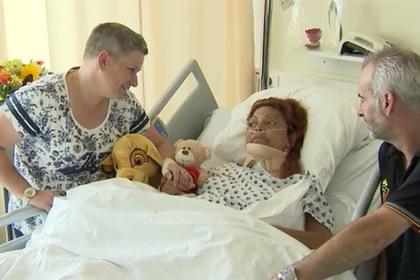 Раненая женщина шесть дней выживала без еды в запертой машине